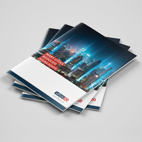 Smart Cities Brochure Design