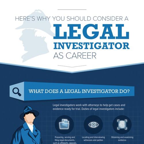 Infographic Design for Center for Legal Studies
