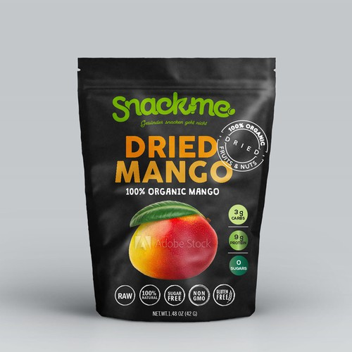 Dried Mango bag