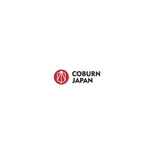 logo conceps for Coburn Japan
