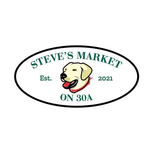 Logo Steve's Market