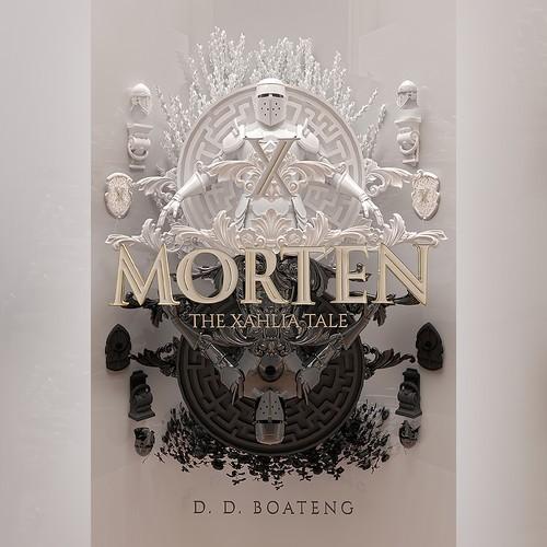 MORTEN - The Xahlia Tale by D. D. Boateng