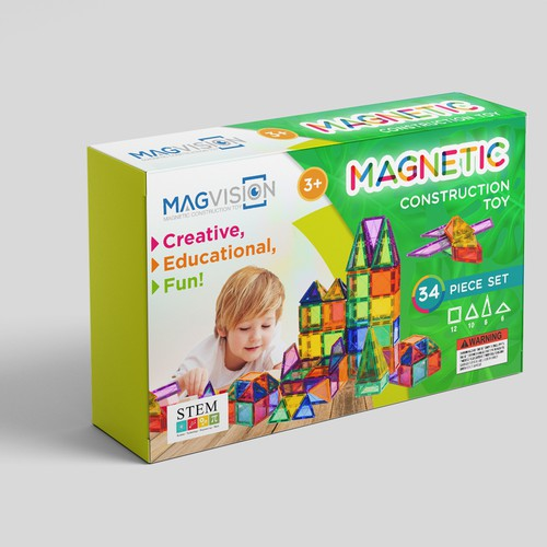 Toy box design