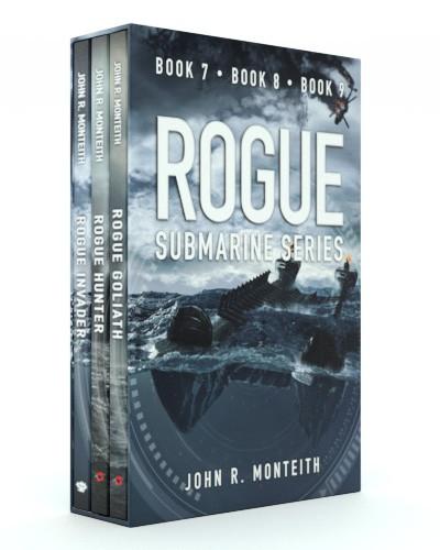 Rogue Box sets 1, 2 & 3
