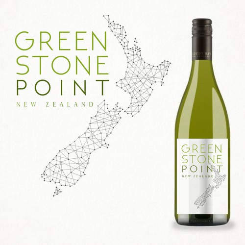 Logo Design for a New Zealand based wine brand