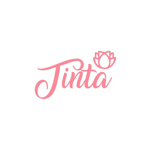 Conceito para Logotipo Tinta