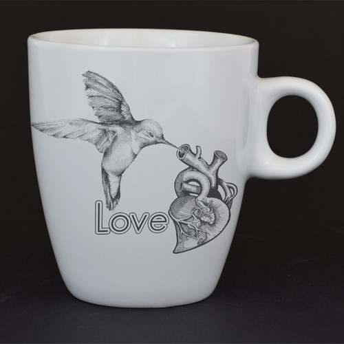 Mug decal design contest