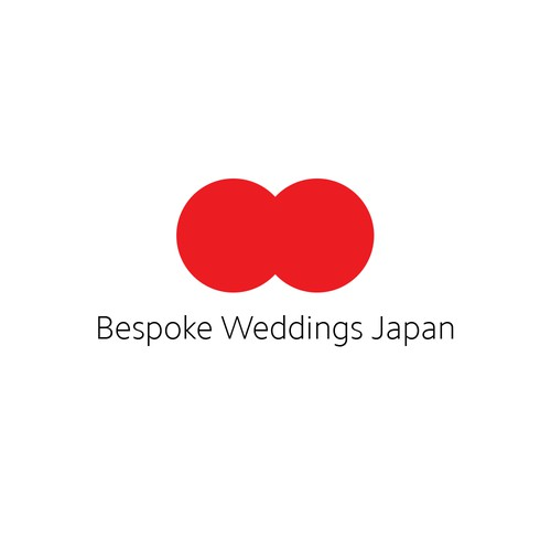 Logo concept for wedding planner company in Japan