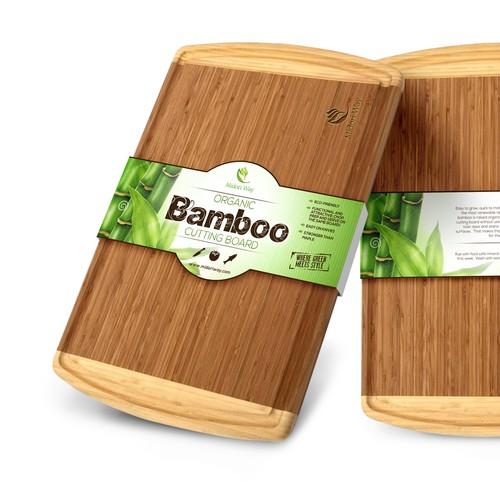 Midori Way - Bamboo Cutting Board