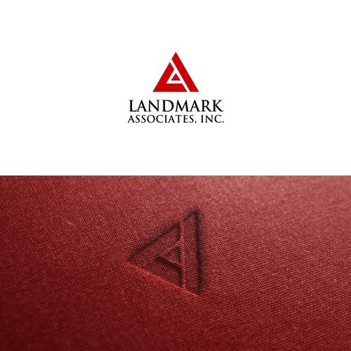 Landmark Associates - Logo Redesign
