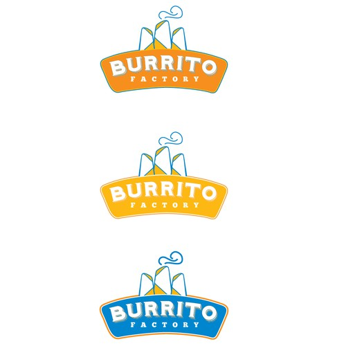 Help Factory Burrito with a new logo