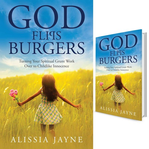 GOD Flips Burgers