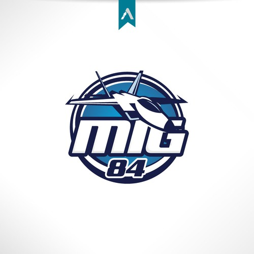 Create the next logo for mig-84