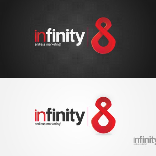 New logo wanted for Infinity 8