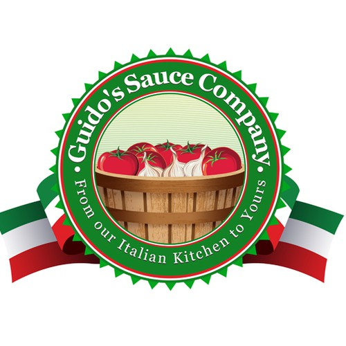 Guido's Sauce Company is looking for a new logo design for our initial launch