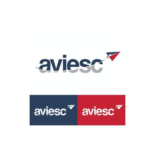 aviesc logo design