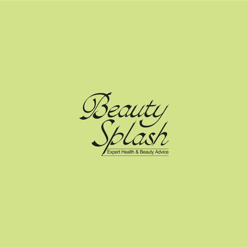Create an eye grabbing, passionate logo for Educational Beauty Blog