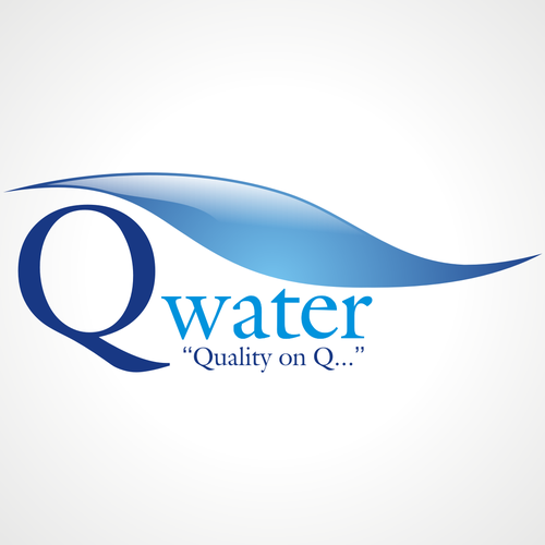 New logo wanted for Q water