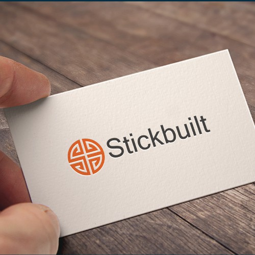 Logo for Stickbuilt