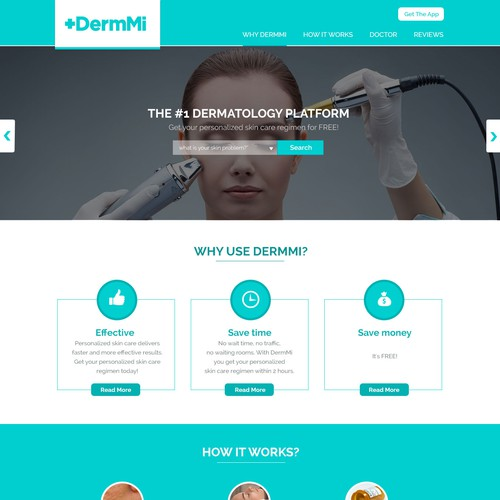Dermmi Doctor Dematology website