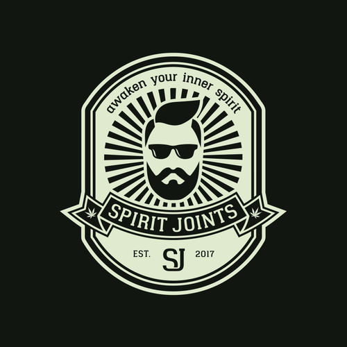 CLEAN AND CLASSIC LOGO FOR SPIRIT JOINTS