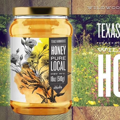 Texas Farmhouse Honey
