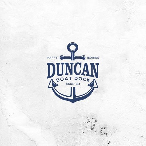 Duncan Boat Dock