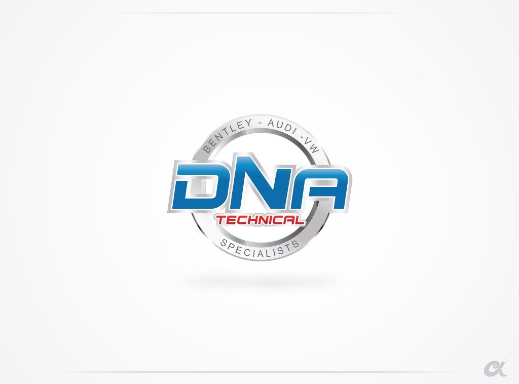 Help DNA Auto Technical Services Ltd with a new logo