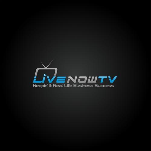 Logo Concept for LiveNowTv