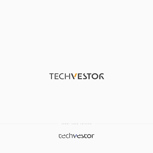 Logo for a technology investment company