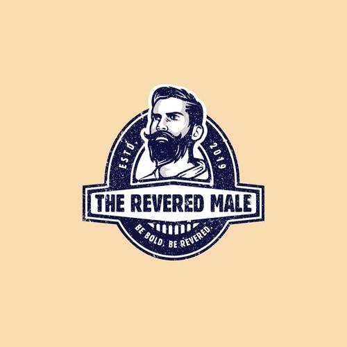 Logo design entry for beard product company
