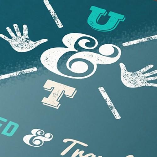 Logo for UPcycled & Traveled