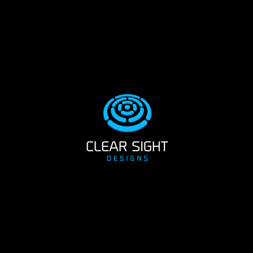 Logo for Clear Sight Design