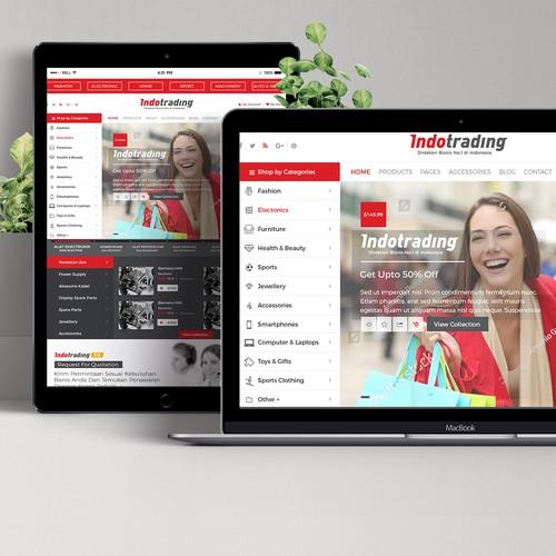 Trade websites