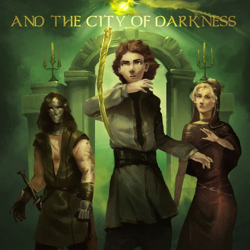 Thorne Grey and the city of Darkness