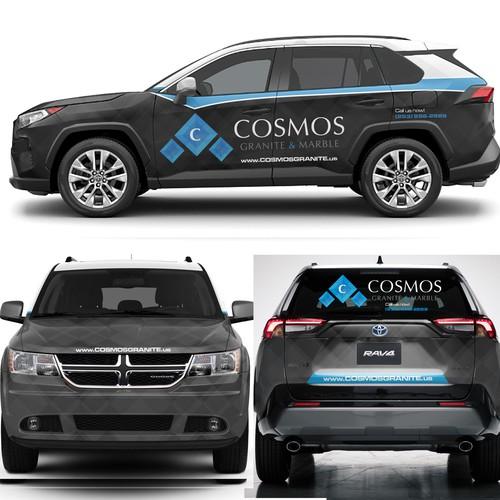 COSMOS G&M Toyota Rav 4