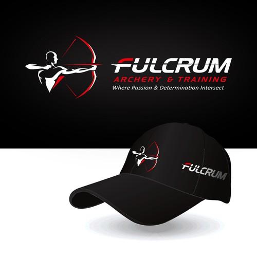 Logo concept for archery club