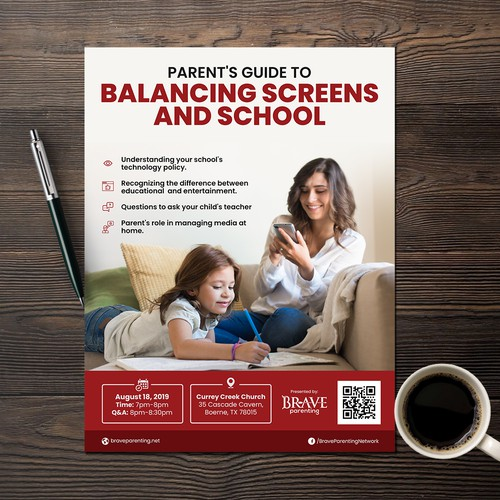 Parent's Guide to Balancing Screens & School