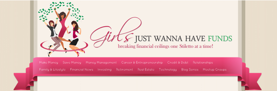 New header for Girls Just Wanna Have Funds