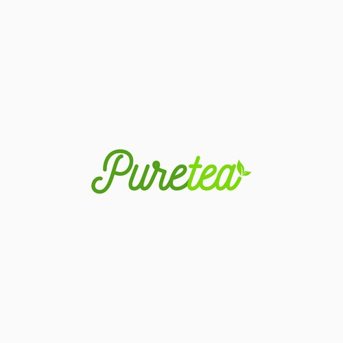 Logo for Puretea