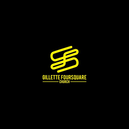 Logo concept for Gillete Foursqaure Church