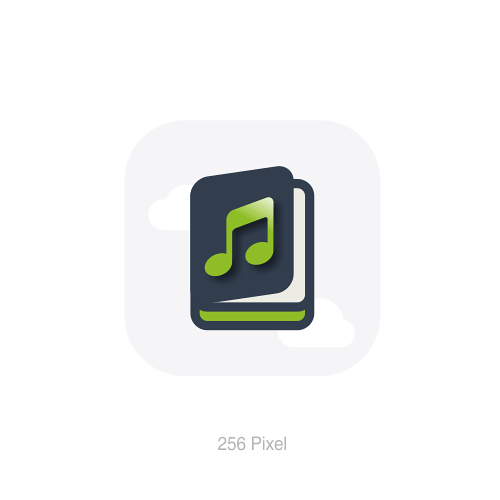 Audiobook App Icon