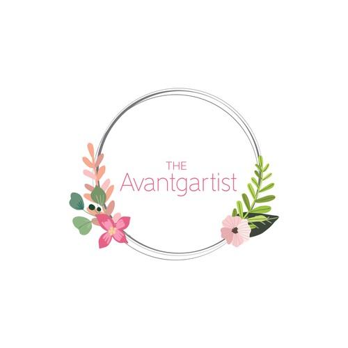 Feminine blog Logo Design