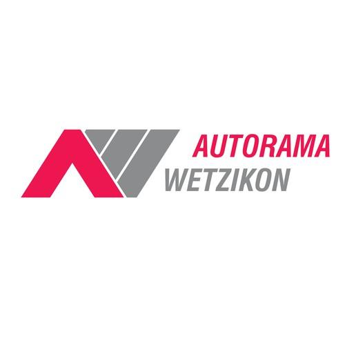 Modern logo for a Automobile company