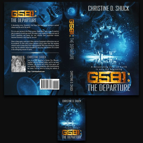 G581: THE DEPARTURE
