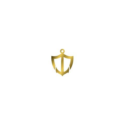 Anchor Safety System Logo Design