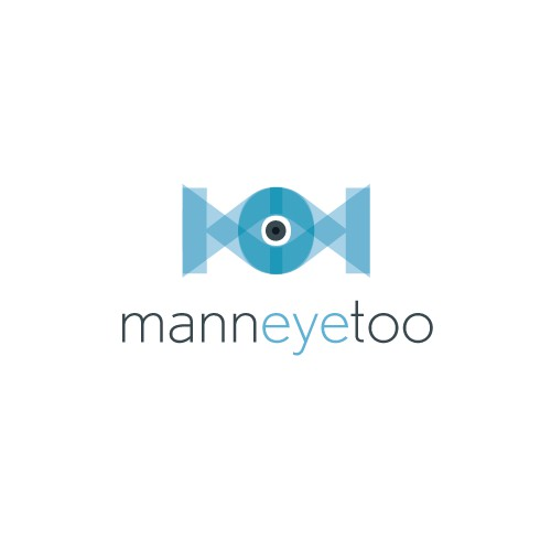Create an eyecatching logo for a new vision care practice