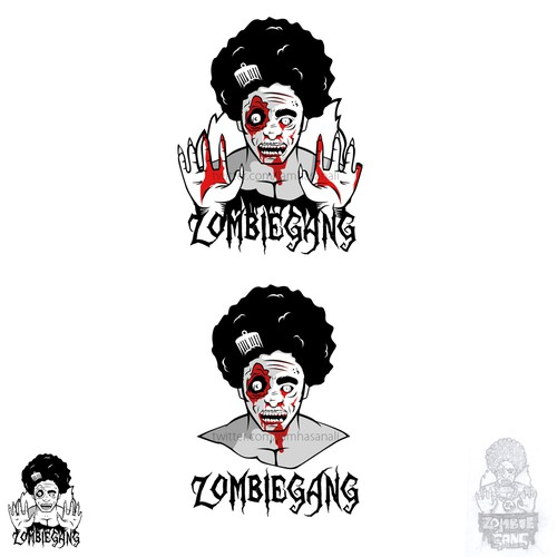 New logo wanted for Zombie Gang
