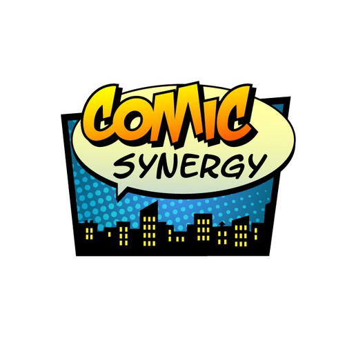 Logo needed for Comic Synergy