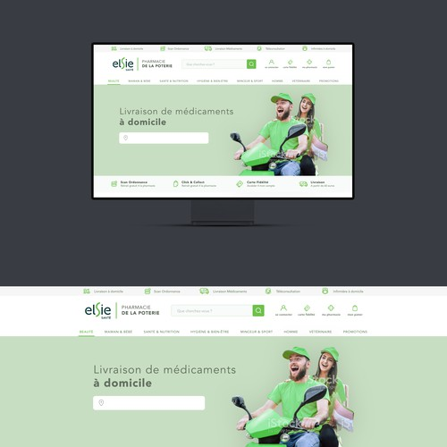 Pharmacy Web designs